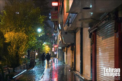 هشدار هواشناسی: بارش برف و باران در ۱۶ استان/ از سفرغیرضروری خودداری کنید