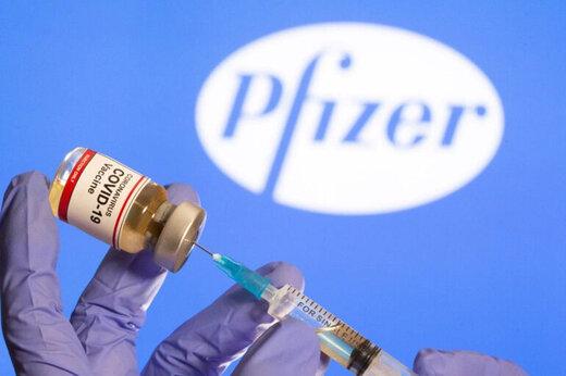 شرکت فایزر ۱۵۰ هزار دوز واکسن به ایران هدیه داد