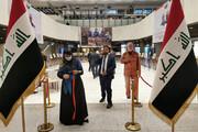 ببینید | برپایی نمایشگاه ویژه سالگرد شهادت سردار سلیمانی و المهندس در عراق