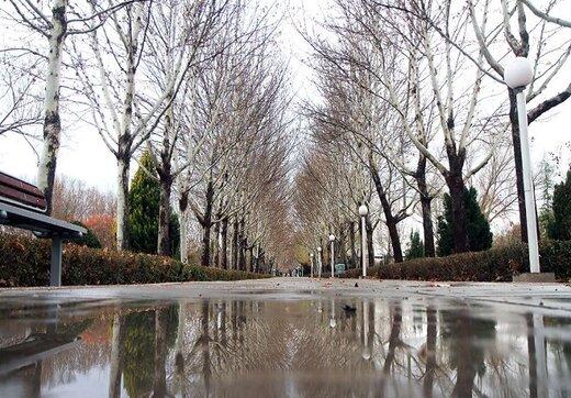 ورود سامانه بارشی به کشور طی فردا/ این نواحی بارانی خواهند شد
