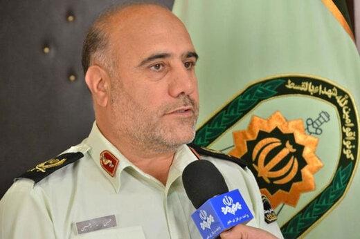 درخواست رئیس پلیس تهران از قوه قضاییه/ سردار رحیمی: قاتل شهید مختومنژاد در محل وقوع قتل به دار آویخته شود