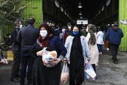 ببینید | بازی بیرحمانه مردم با زندگی دیگران در صف یک فروشگاه زنجیرهای در تهران