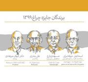 اسماعیل میرفخرایی، مهدی زارع، علی بندری و کیوان میرهادی؛ برگزیدگان پنجمین دوره جایزه چراغ