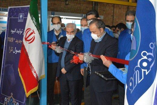 وزیر صمت: لزوم توجه به تولید خودروی رقابتی/ تحویل تمام تعهدات ایران خودرو تا پایان سال