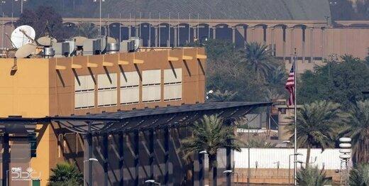 حمله راکتی به مقر نظامیان آمریکایی در عراق