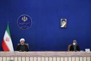 انتقادات معنادار حسن روحانی از شورای نگهبان
