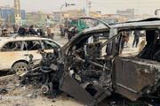 تصاویر | قابهایی غمانگیز از انفجار خونین و مرگبار در کابل
