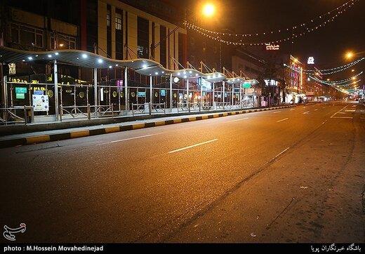 محدودیتهای تردد تهران تا کی ادامه دارد؟
