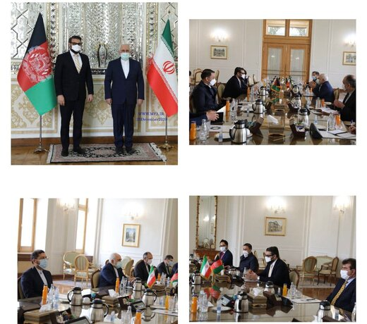 Zarif: Presence of all Afghan groups best guarantee for lasting peace