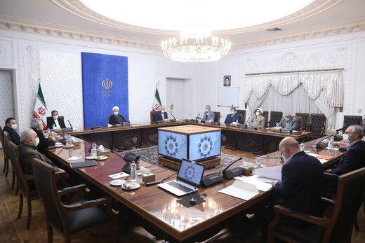 روحاني : نأمل بشراء وايصال لقاح كورونا خلال الأسابيع القادمة