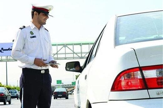 ارسال ۴۲ هزار پیامک تخلفات کرونایی به رانندگان در روز گذشته
