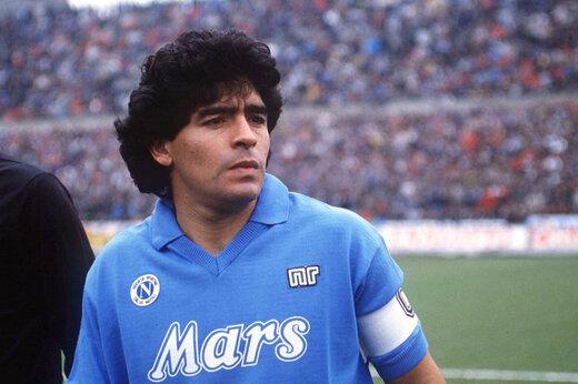 خاطره محمد صادقی از بازی با آرژانتین؛مبهوت مارادونای 17 ساله!