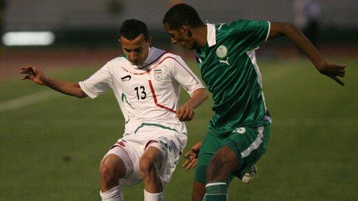 تصویری از شادی عجیب بازیکنان عربستان در آزادی/عکس
