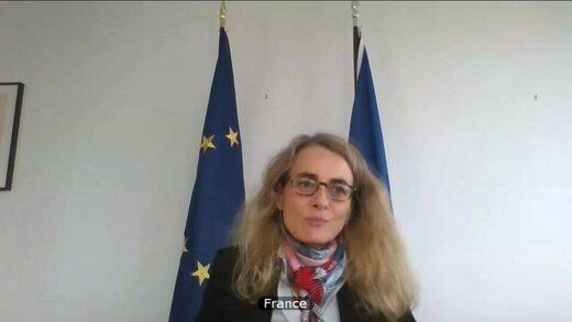 واکنش فرانسه به تصمیم برجامی بایدن