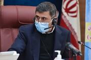 استاندار البرز در سامد به صورت برخط پاسخگوی شهروندان البرزی بود