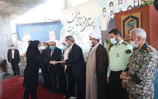 جزیره کیش الگویی موفق در کنترل بیماری کرونا در ایران