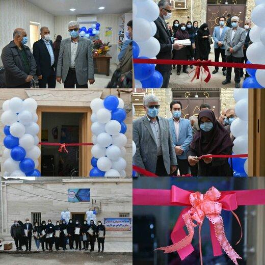 نخستین مرکز مشاوره و ارائه مراقبت پرستاری در منزل در آبادان افتتاح شد