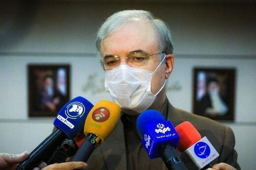 Health Minister: Iran to import AstraZeneca COVID-19 vaccine soon