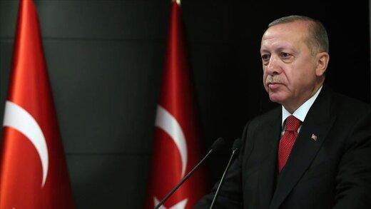 چراغ سبز اردوغان به بایدن برای بهبود روابط