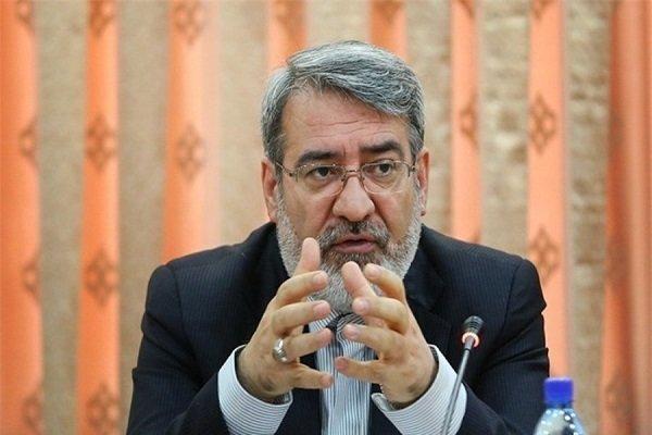 خبر مهم وزیر کشور از احتمال تعطیلی تهران و کرج