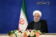 الرئيس روحاني يرعى تدشين مشاريع في مجال الماء والكهرباء