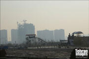 روزهایی که تهران تعطیل است آلودگی هوا به دلیل صنایع افزایش مییابد