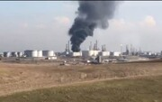 آتشسوزی در پالایشگاه اربیل کشته برجای گذاشت