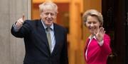 انگلیس و اتحادیه اروپا توافق کردند