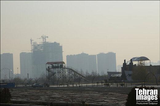 شاخص آلودگی هوای تهران به ۱۶۳ رسید؛ هوا برای همه ناسالم است