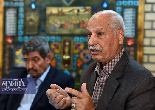 خاطرات خواندنی سرتیپ سعید پورداراب که امروز درگذشت