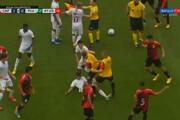 ببینید | وقتی فوتبال در برزیل به جنگ تبدیل شد