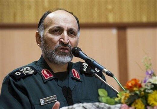 جانشین فرمانده نیروی قدس سپاه : پیشبینیهای رهبر انقلاب محقق شد