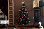 تصاویر   جشن میلاد حضرت مسیح در ارومیه