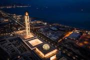 تصاویر | ساخت سومین مسجد بزرگ جهان به دست چین!