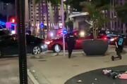 ببینید | آمریکا روی موج آتش؛ تیراندازی در مرکز فلوریدا