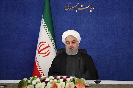 ببینید | روحانی: امروز منطقه قرمز و نارنجی در کشور نداریم