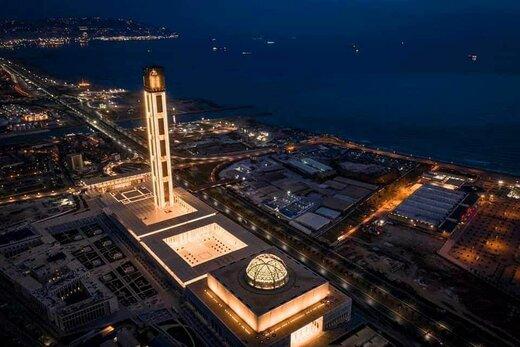 نماد حضور چین در الجزایر پروژه مسجد اعظم است
