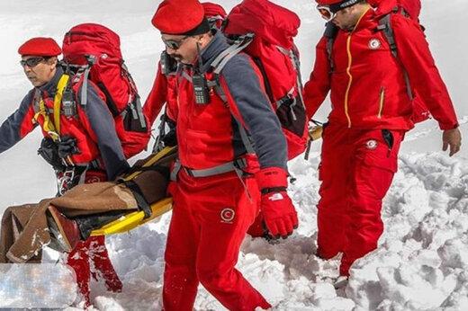 کشف دو جسد یخزده در کوههای عجبشیر