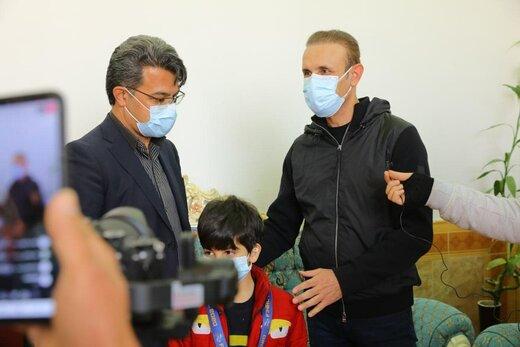 گلمحمدی: خبر فوت هوادار یاسوجی از قهرمان نشدن در آسیا دردناکتر بود