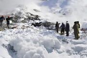 ببینید | پایان جستجوی جانباختگان ارتفاعات تهران