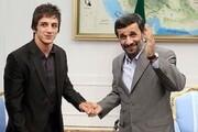 ببینید | احمدی نژاد : من مدالی از سوریان نگرفتم و نامه مجوز او جعلی است!