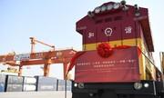 اولین قطار باری ترکیه به چین رسید