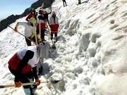 جستجو برای پیدا کردن ۵ مفقودی زرین کوه دماوند/ درخواست برای عدم صعود به ارتفاعات