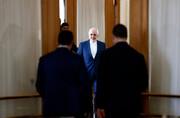 ببینید | اولین اظهارات ظریف در بدو ورود به باکو