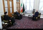 قاليباف : اجتماع رؤساء السلطات الثلاث ركّز على سبل افشال الحظر