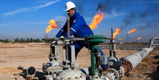 کاهش یک دهمی صادرات گاز به عراق/ فشار وزارت انرژی عراق به وزارت اقتصاد برای پرداخت بدهی ایران