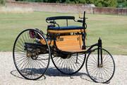 ببینید | ویدیویی حیرتانگیز از اولین اتومبیل دنیا توسط بنز در سال ۱۸۸۵