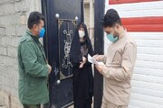 ۸۸ درصد جمعیت مردم استان اردبیل غربالگری شدند