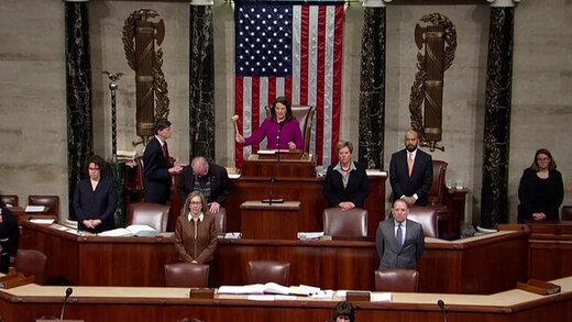 مجلس نمایندگان آمریکا وتوی ترامپ را در یک رایگیری غیر متعارف لغو کرد