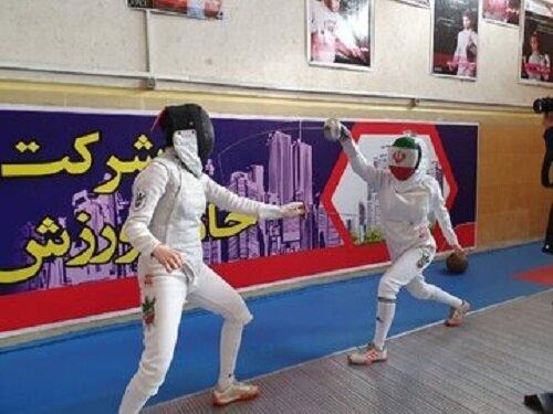 ارومیه میزبان اردوی تیم ملی اسلحه فلوره شمشیربازی شد